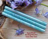 Aqua Pearl sealing wax for 7mm glue gun