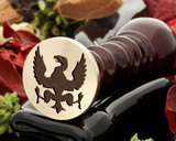 Crest Eagle 12B Wax Seal