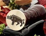 Crest Boar 2 Wax Seal