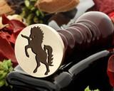 Crest Horse 4 Wax Seal