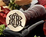 OR RO VICTORIAN MONOGRAMS DESIGN 1