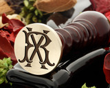 RX XR VICTORIAN MONOGRAMS DESIGN 1
