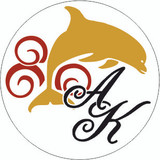 DESIGN DOLPHIN 5 (entwined monogram initials may incur additional fee)