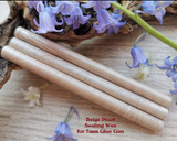 Beige Gun Sealing Wax per stick