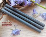 Dark Grey sealing wax for 7mm glue gun
