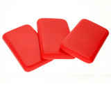 Bright Red Bottle Sealing Wax Stock Colour