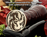 Dragon D28 Wax Seal Stamp
