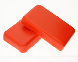 Flame Orange Bottle Sealing Wax, made to order