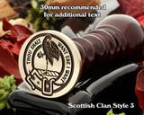 Cranstoun Scottish Clan D3