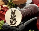 Rabbit 10 Wax Seal