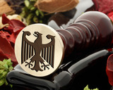 Crest Eagle 13 Wax Seal