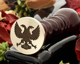 Crest Eagle 15 Wax Seal