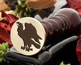 Crest Eagle 17 Wax Seal
