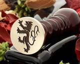 Crest Lion 22 Wax Seal