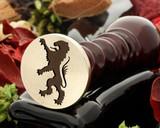 Crest Lion 28 Wax Seal