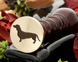 Dachshund Wax Seal
