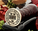University of Oxford Wax Seal stamp from 30mm