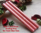 Pale Coral Glue Gun Sealing Wax price per stick