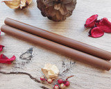 Brown Chocolate Plain 11mm Large Glue Gun Wax Sticks handmade in Shropshire