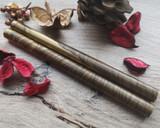 Antique Gold 11mm Large Glue Gun Wax Sticks handmade in Shropshire