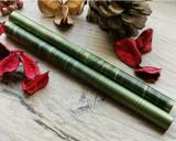 Moss Green Pearl 11mm Glue Gun Sealing Wax for Large Glue Gun hand made in Shropshire