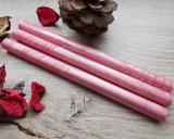 Pink Silk Pearl 11mm x 15cm Large Gun Sealing Wax - per stick