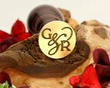 "Initials ""G&R"" Sale Monogram Wax Seal"