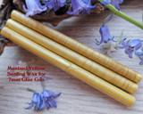 Mustard Yellow Sealing Wax for 7mm glue gun price per stick