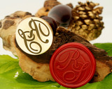 """RS"" Monogram Sale Wax Seal"