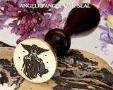 Angelic Angel Wax Seal Stamp