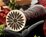 Daisy D1 wax seal stamp