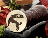 Deer 1 Wax Seal