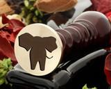 Elephant 2 Wax Seal