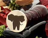 Elephant 2 Wax Seal