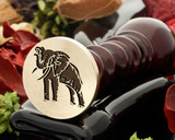 Elephant 3 Wax Seal