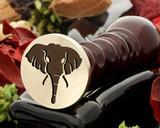 Elephant 4 Wax Seal