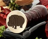 Hippo Wax Seal