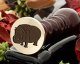 Hippo Wax Seal