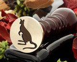 Kangaroo Wax Seal