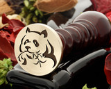 Panda 1 Wax Seal