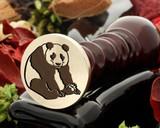 Panda 2 Wax Seal