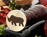 Rhino 1 Wax Seal