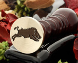 Wild Boar 3 Wax Seal