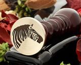 Zebra Wax Seal