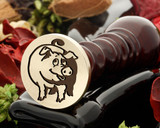 Pig 11 Wax Seal