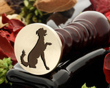 Dog  Wax Seal Stamp