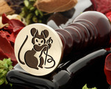 Mouse 1 Wax Seal