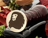 Lion 2 Wax Seal