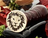 Lion 4 Wax Seal