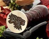 Lion 6 Wax Seal